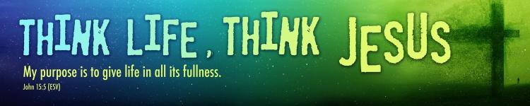 think life think jesus
